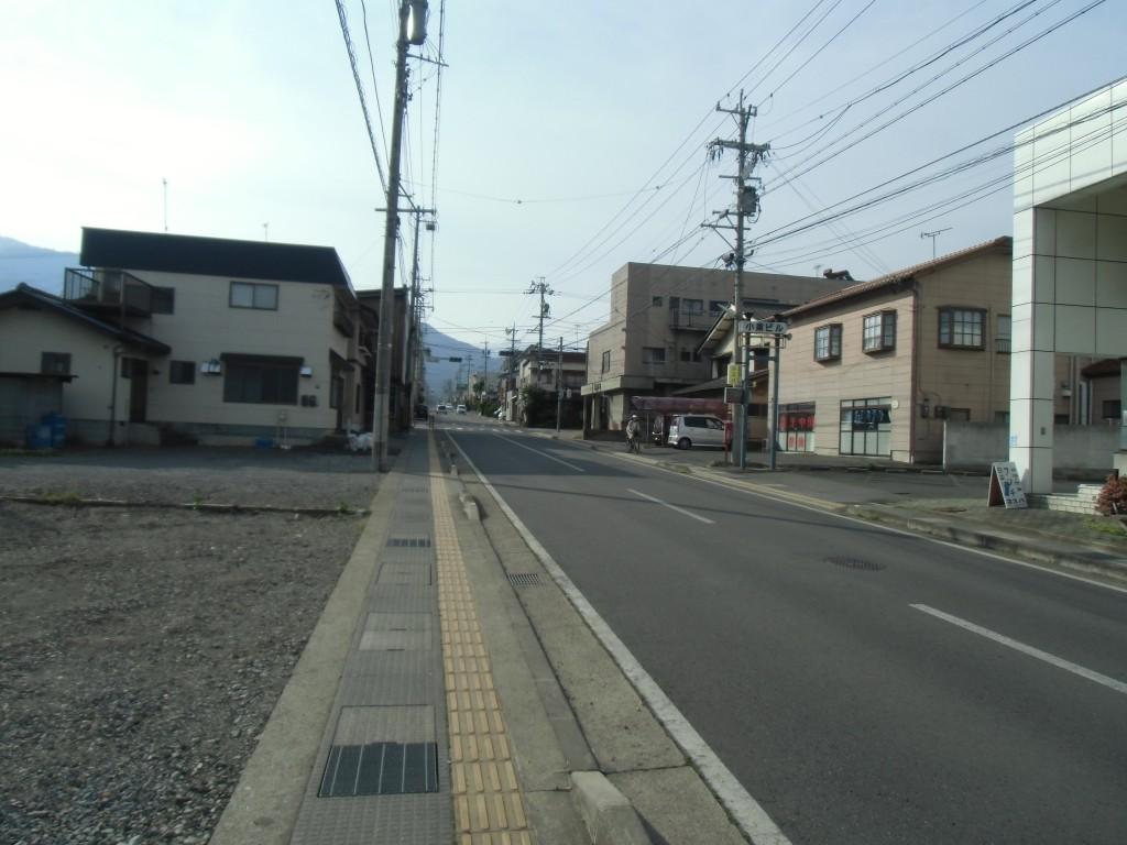 須坂市須坂(立町)店舗・事務所等 売土地   ライフステージ ...