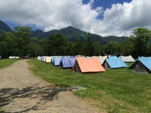 キャンプ場 (2)