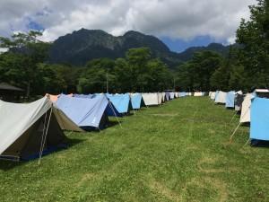 キャンプ場 (3)